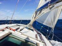 Corso di vela di 10 lezioni marzo-ottobre a Ostia