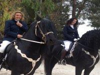 lezioni di equitazione nella bella Noto