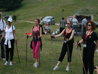 Perfezionamento Postura Nordic Walking ad Ancona