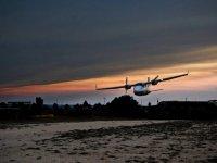 aereo a bari