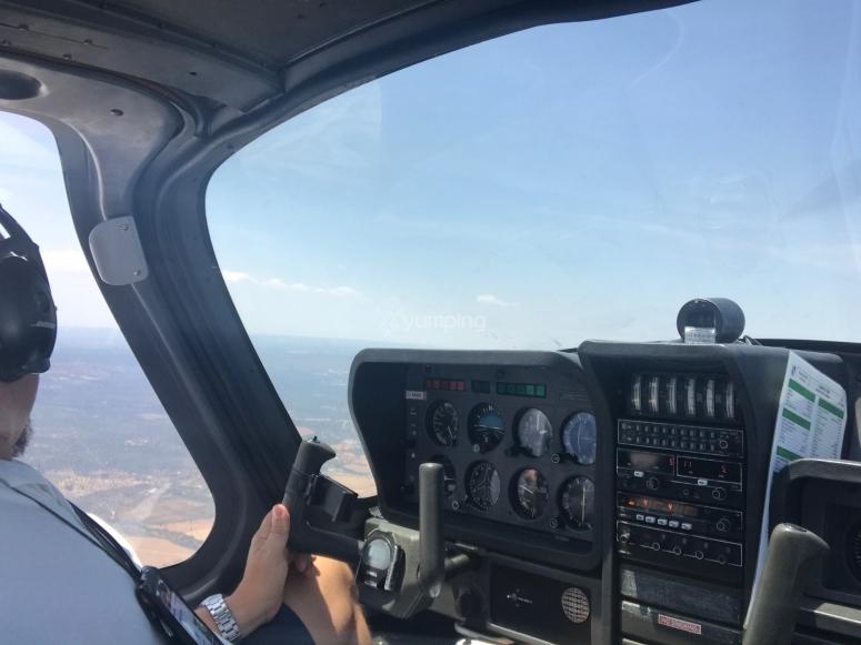 durante le fasi di volo