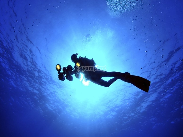 dal basso dei mari
