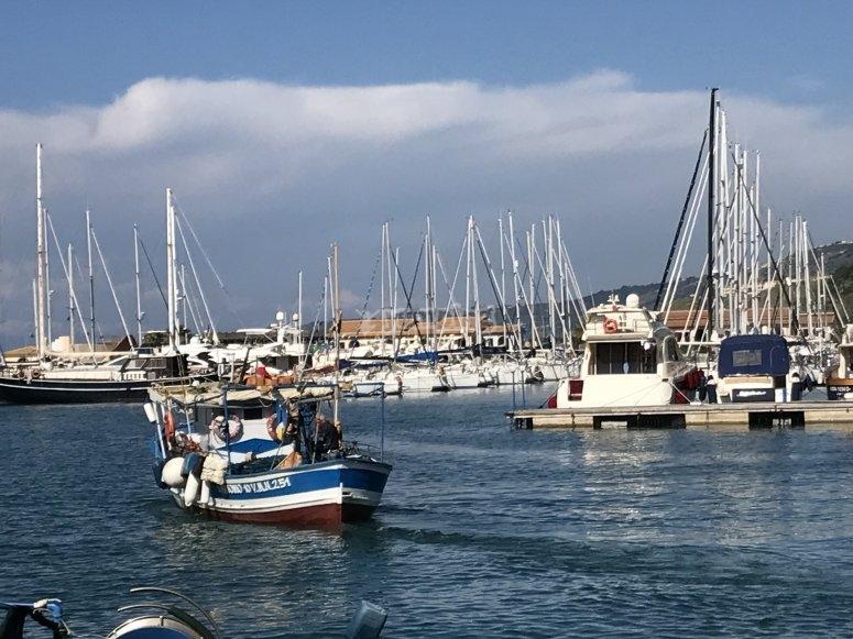 Porto e imbarcazioni