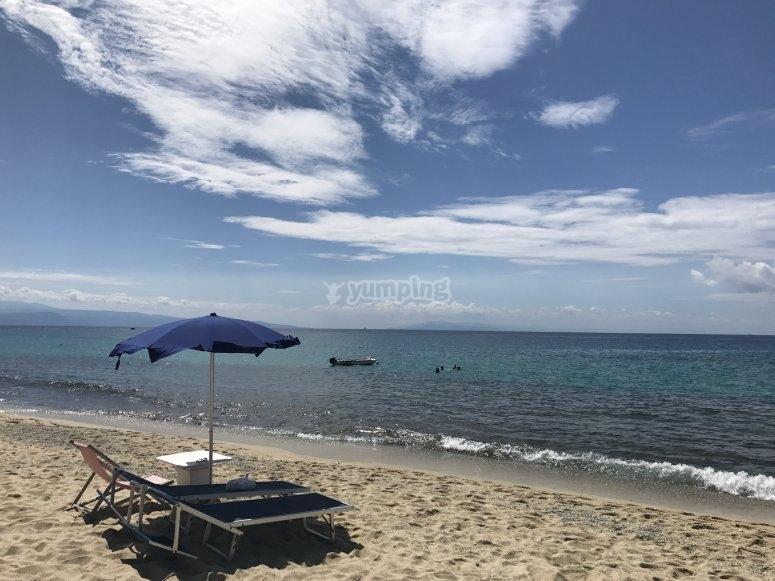 Spiagge rilassanti