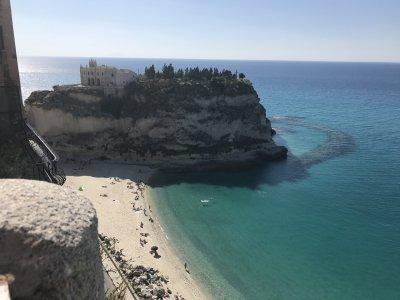 Visita della Costa in Barca Tropea - Capo Vaticano