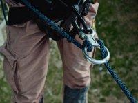 Imbragatura per il climbing
