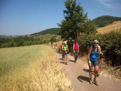 Nordic Walking+soggiorno, Monte Amiata (weekend)