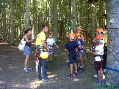 Parco acrobatico Monte Amiata+soggiorno (weekend)