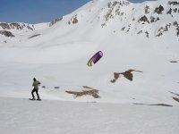 Ski de voile