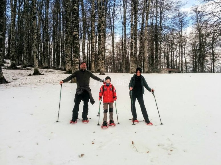 snowshoes are for everyone!