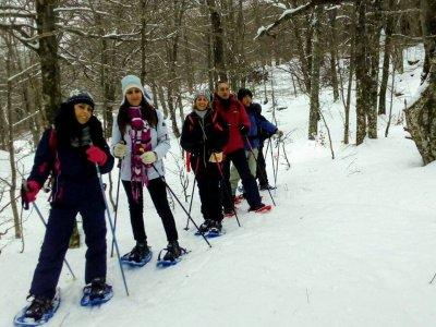 5h excursion to the Sasso di Castalda in caspole