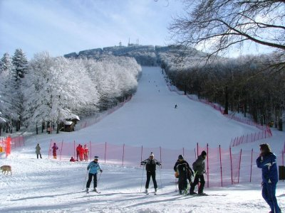 Noleggio sci+soggiorno, Monte Amiata (weekend)