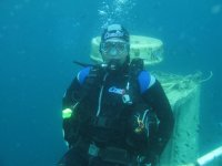 Diving in Salento