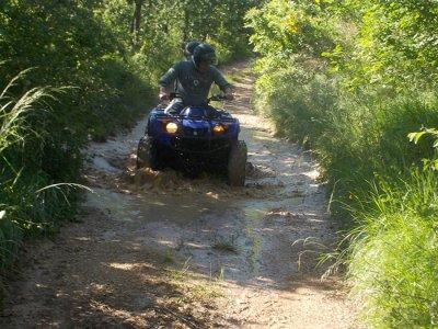 Quad excursion (2h) + stay, Monte Amiata weekend