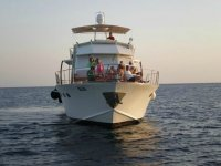 The Salento by boat
