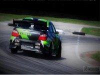 Corse Auto in track