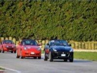 In track with le quattro ruote