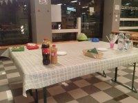 il tavolo pronto