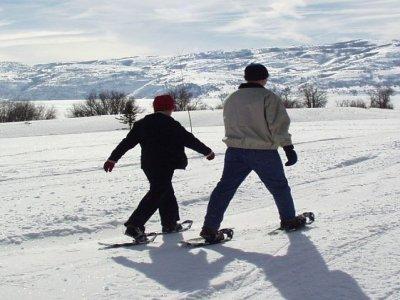 Mountain Season Ciaspole