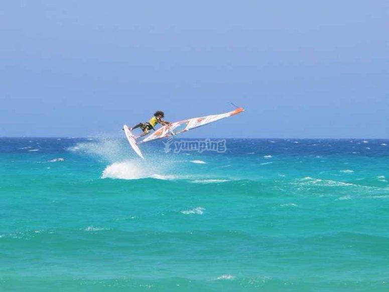 windsurfing scuola