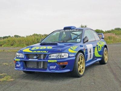 Due giri su Subaru, Castelletto di Branduzzo