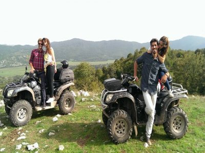 Escursione Quad(2h), Parco Nazionale Abruzzo