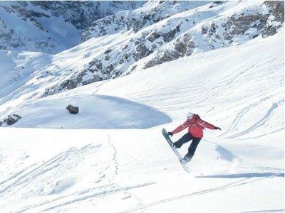 Scuola Sci Matterhorn Cervinia Snowboard