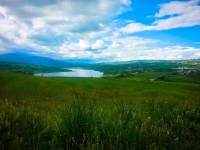 Escursione a cavallo esperti 3h lago Campolattaro