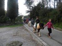 Passeggiata in Pony (1h), Santa Maria del Giudice