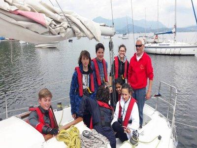 Escursione giornaliera barca a vela, Belgerate