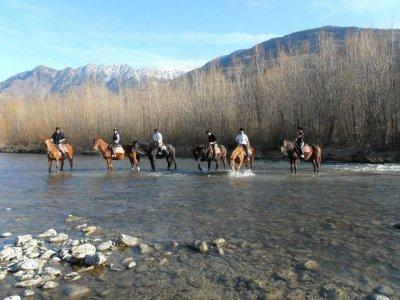 Passeggiata a cavallo (2h), Talamona