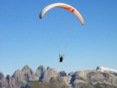 Volo parapendio tandem (min 5 persone),Novi Ligure