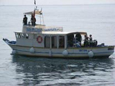 Nautilus TDC Escursione in Barca