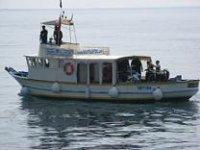Cardellinonautilus escursione in barca