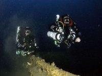 Diving a Santo Stefano al Mare
