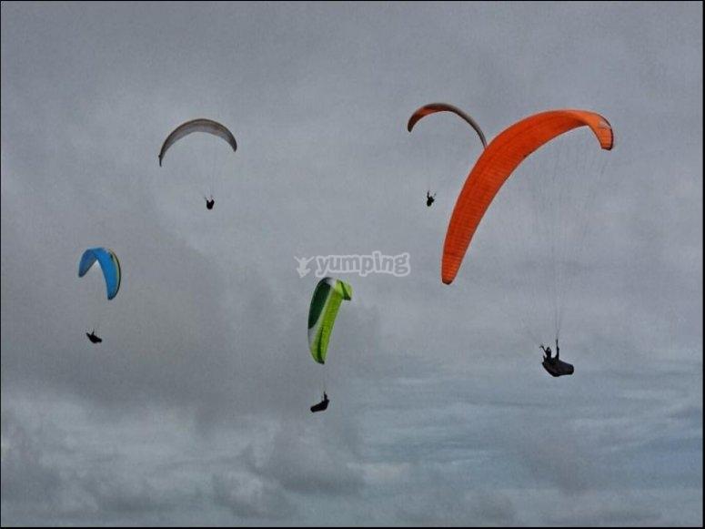 Group flight