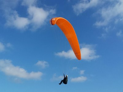 Volo in parapendio biposto a Bergeggi 20 minuti
