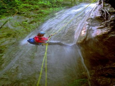 Umbria Outdoor Canyoning
