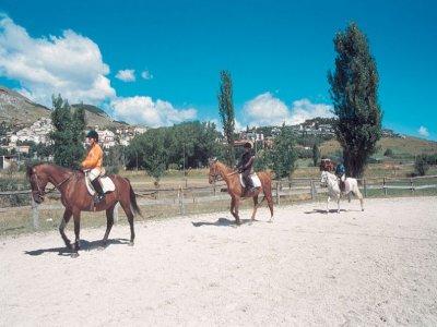 Cipriani Park Hotel Passeggiate a Cavallo