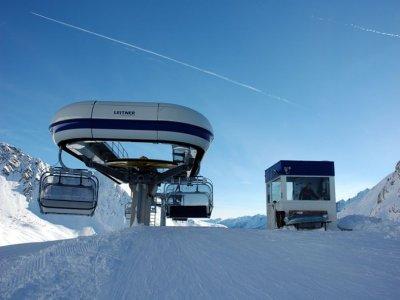 Adamello Ski Piste Sci