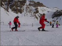 Telemark lessons