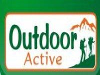 Outdoor Active Nordic Walking