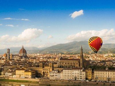 Volo mongolfiera esclusivo(max 2 persone), Firenze