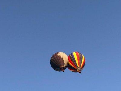 Volo esclusivo in mongolfiera su Firenze di 60 min