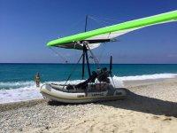 Volo in gommone volante (15 minuti),San Ferdinando