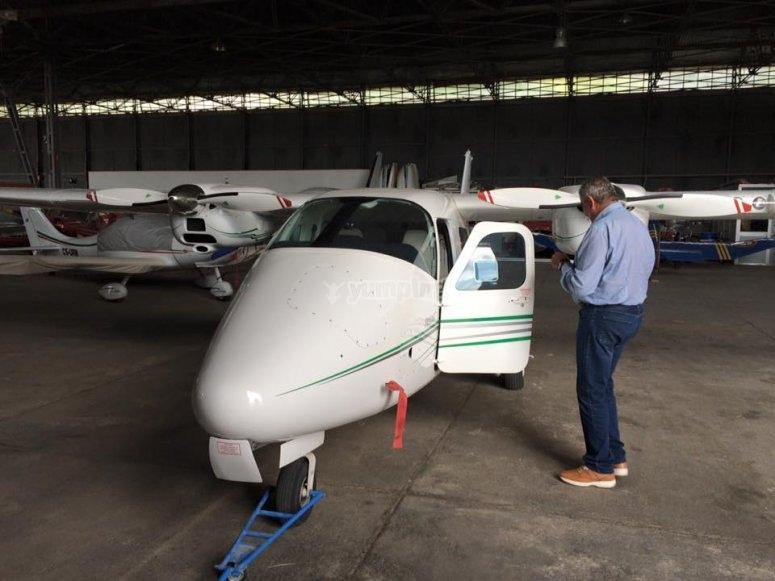 Manutenzione degli aerei