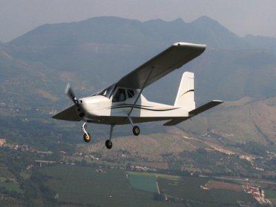 Volo in Aereo (30 minuti), Menfi