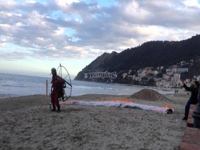 in partenza dalla spiaggia siciliana.jpg