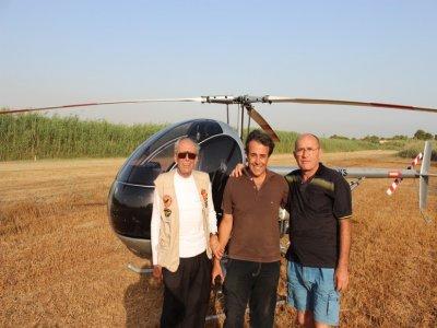 Volo in elicottero di 1ora su Menfi