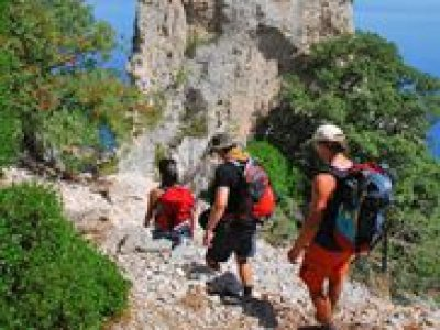 Barbagia No Limits Trekking